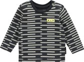 Noppies Jongens T-shirt Wadsworth  - Dark Blue - Maat 74