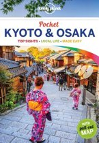 Lonely Planet Pocket Kyoto & Osaka