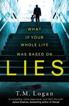 Boek cover Lies van t. M. Logan (Paperback)