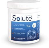 SOLUTE CLEANING TABLETS 150 TABS JAR