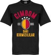 Galatasaray Established T-Shirt - Zwart - S