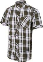 Regatta-Deakin III-Outdoorshirt-Mannen-MAAT XL-Groen