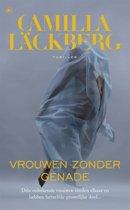 Boekomslag van 'Vrouwen zonder genade'