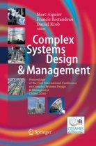Complex Systems Design & Management