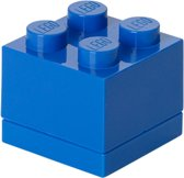 Lego Lunchbox Mini 4 Blauw