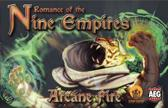 Romance of the Nine Empires Arcane Fire - Kaartspel