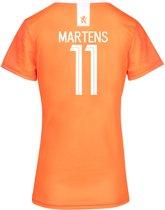 Nederlands Elftal Martens Dames Voetbalshirt Thuis 2019-2021 Meisjes-Vrouwen-L