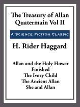 The Treasury of Allan Quatermain