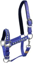 Epplejeck Halster  Royal Diamond - Mid Blue - full
