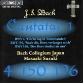 Bach - Cantatas 1