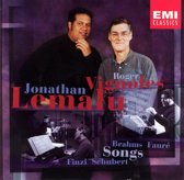 Songs: Brahms, Faure, Finzi, Schubert