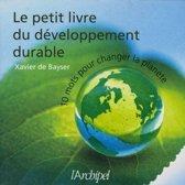 Le petit livre du développement durable
