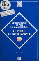 Multinationales et pays en développement