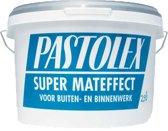 Pastolex Super Mateffect - wit - 1 liter