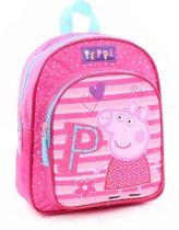 Peppa Pig Be Happy Kinderrugzak - Fuchsia -