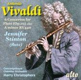 Stinton/Christophers/Concertgebouw - Vivaldi 6 Flute Concertos