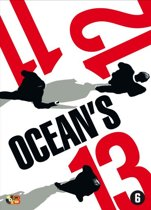Ocean's 11 + 12 + 13 (Complete Collection)
