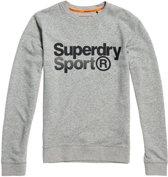 Superdry Trui - Maat XXL  - Mannen - grijs/ zwart