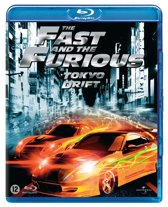 The Fast And The Furious 3: Tokyo Drift (Blu-ray)
