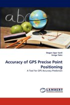 Accuracy of GPS Precise Point Positioning