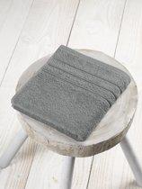 De Witte Lietaer Badhanddoek Dolce Badhanddoek - katoen/licht grijs