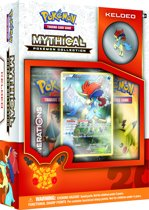 Pokemon Kaarten 20th Anniversary Tin box 09 Keldeo