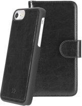 XQISIT Wallet Case Eman for iPhone 6/6S/7/8 black