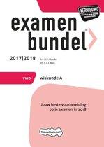 Examenbundel vwo Wiskunde A 2017/2018