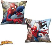Spiderman kussen 40 x 40 cm