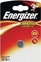 Energizer knoopcel EPX625G blisterverpakking