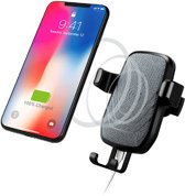 QY Qi Wireless charger – draadloze autolader geschikt voor o.a. iPhone 8/8+/X, Sony Z3V/ZAV, Samsung