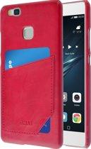 Azuri Chic hoesje - Voor Huawei P9 Lite - Rood