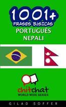 1001+ Frases Basicas Portugues - Nepali
