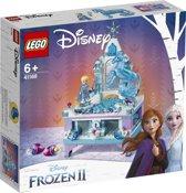 LEGO Disney Frozen II Elsa's Sieradendooscreatie - 41168