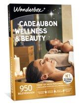 Wonderbox Cadeaubon - Wellness & Beauty