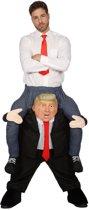 Man zit op Trump one size voor volwassenen