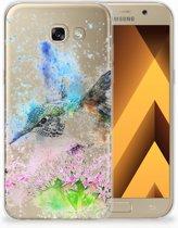 Samsung Galaxy A5 2017 TPU Hoesje Design Vogel