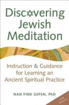 Discovering Jewish Meditation