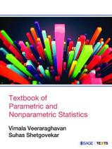 Textbook of Parametric and Nonparametric Statistics