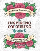 The Inspiring Colouring Notebook