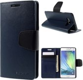 Goospery Sonata Leather hoesje Samsung Galaxy Core 2 blauw