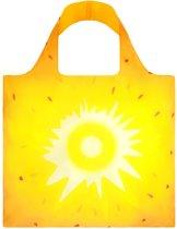 LOQI Store - Opvouwbaar Tasje - Tote Frutti - Pineapple