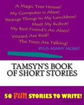 Tamsyn's Book of Short Stories