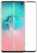 Xssive Full Cover Glass Screenprotector voor Samsung Galaxy S10 - Tempered Glass
