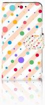 LG X Style Boekhoesje Design Dots