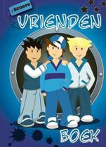 Stoere vrienden boek