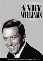 Legendary Andy Williams In Concert