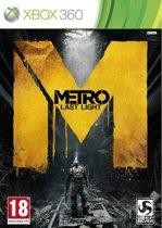 Metro Last Light UK