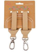 Pink Lining - Stroller Straps