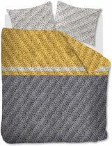 Beddinghouse Merino -  Dekbedovertrek - Flanel - Lits-jumeaux - 240x200/220 cm - Goud